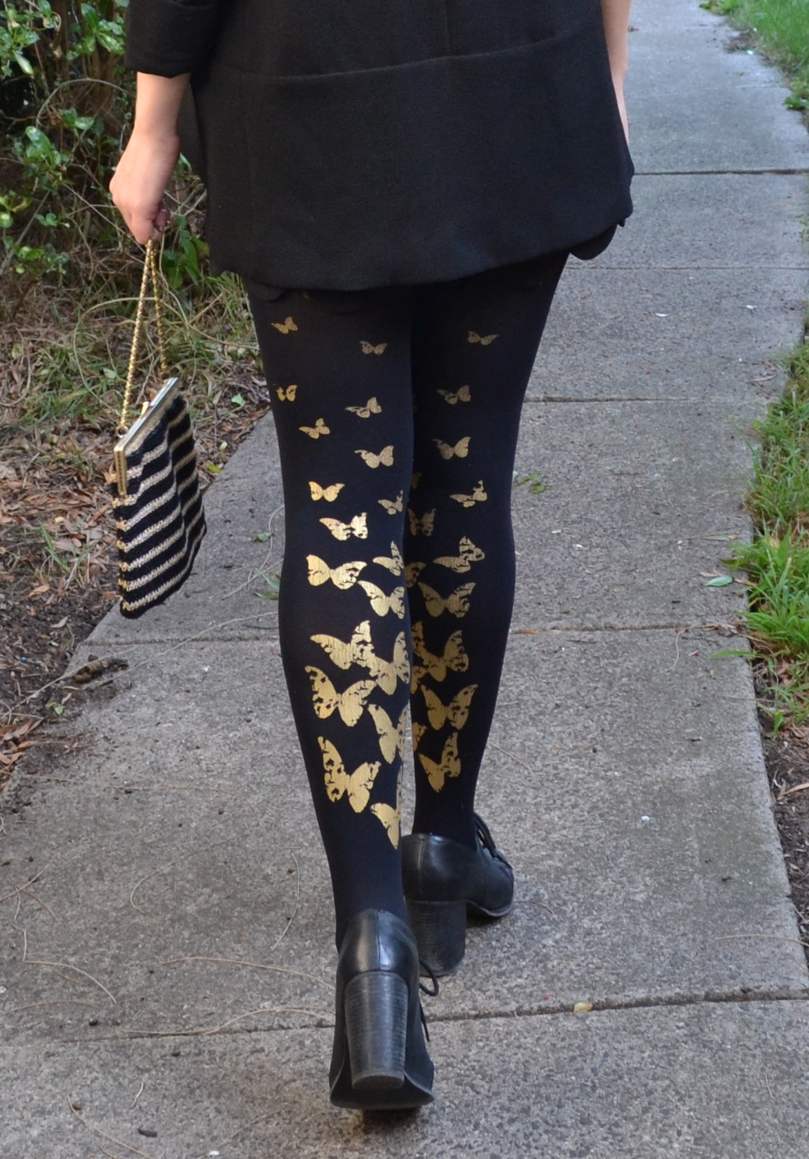 gold-butterfly-tights