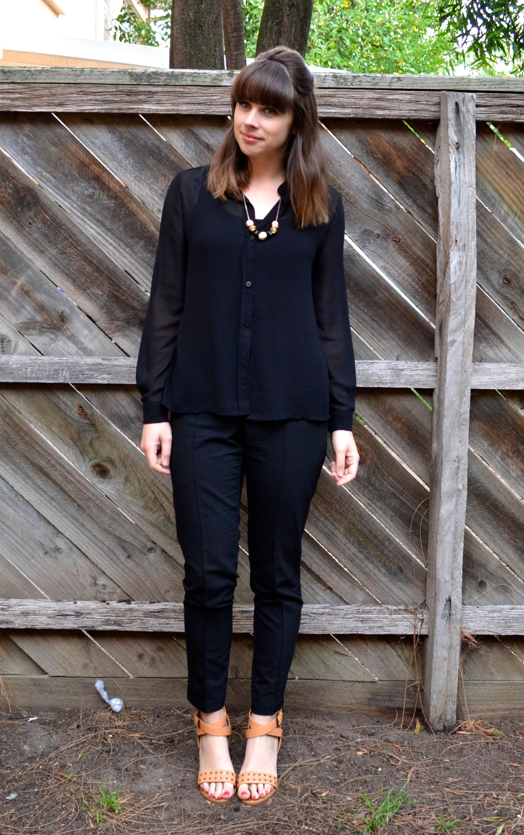 black-asos-pants