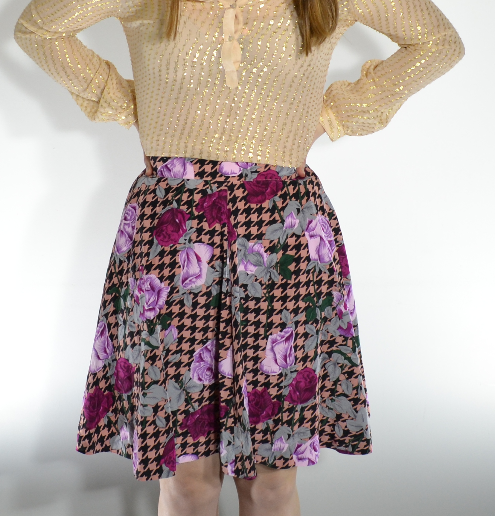 floral-circle-skirt