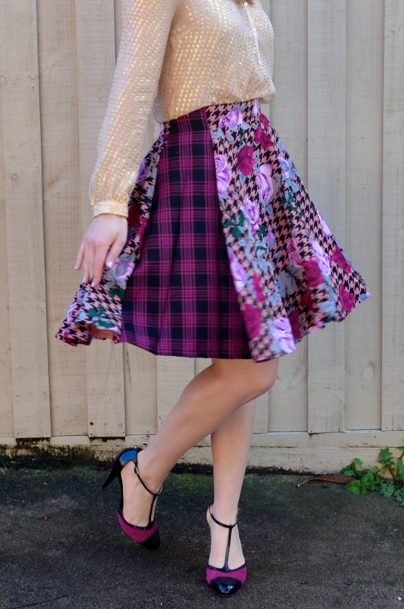 pink-patterned-summer-skirt