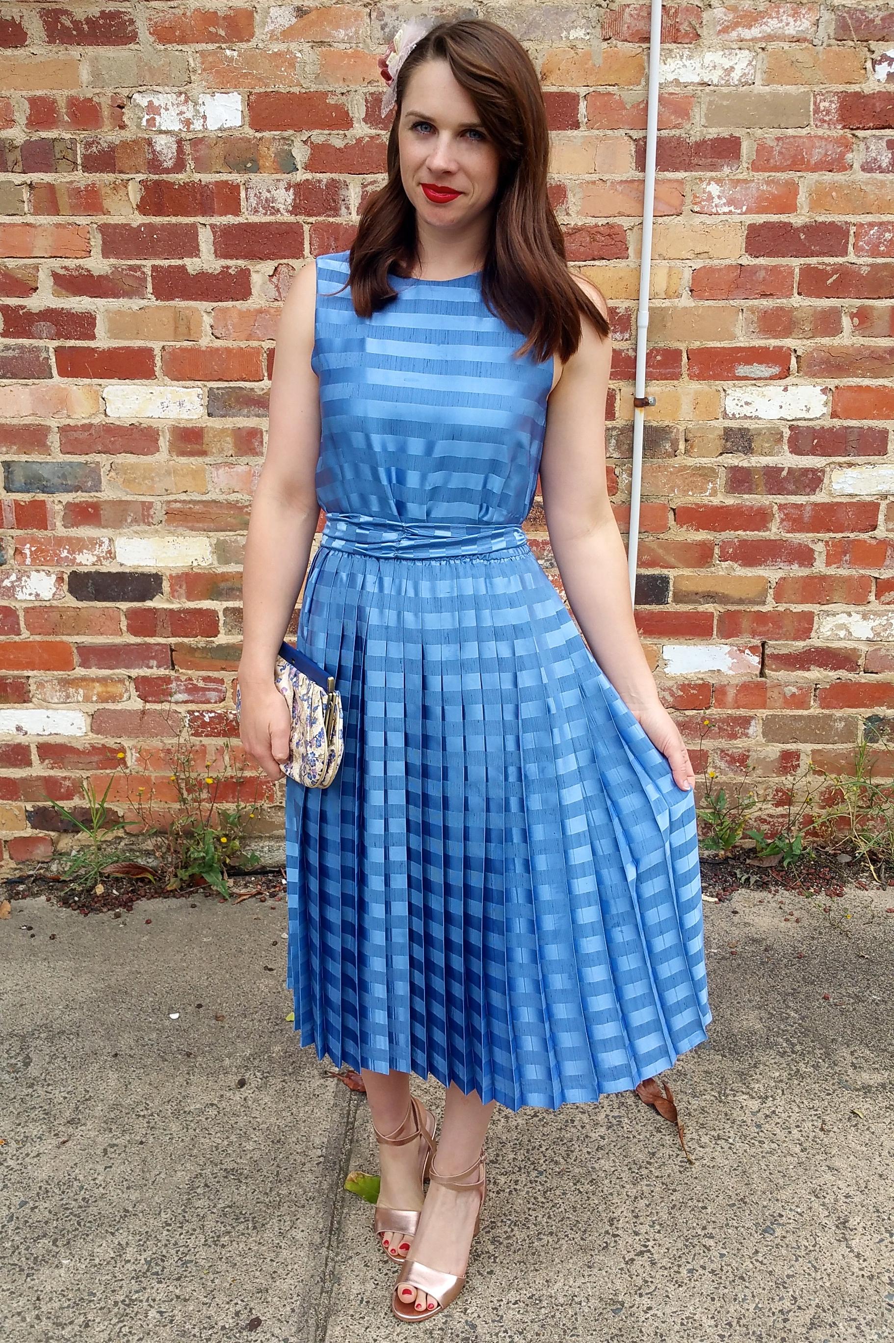 blue-pleated-dress-refashion