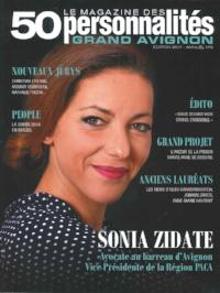 Les 50 personnalités du Grand Avignon