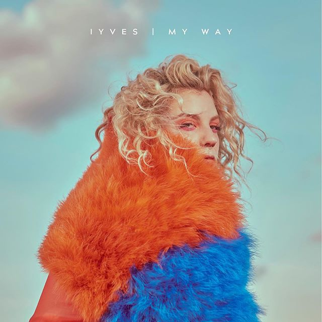 """My Way"" by @sheisiyves is out everywhere today! I had the time of my life co-writing and co-producing this song with Hannah and @lucashass01, not to mention bringing the ultimate shredder of my heart @orpheuswannabe in to write the horn parts. You may have heard a clip in @toddsnyderny's #TSPride campaign but go give her a spin in full at the link in my bio 💥✨"