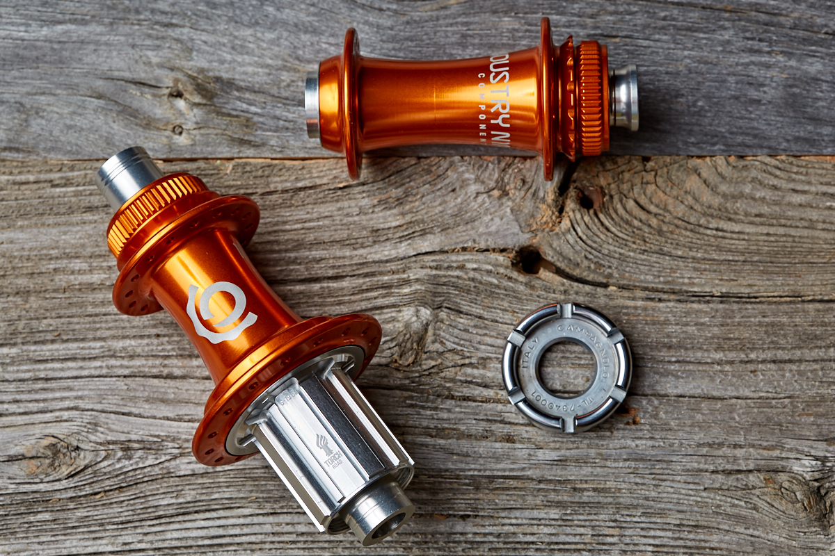 Off Road Wheels — Cognoscenti Cycles