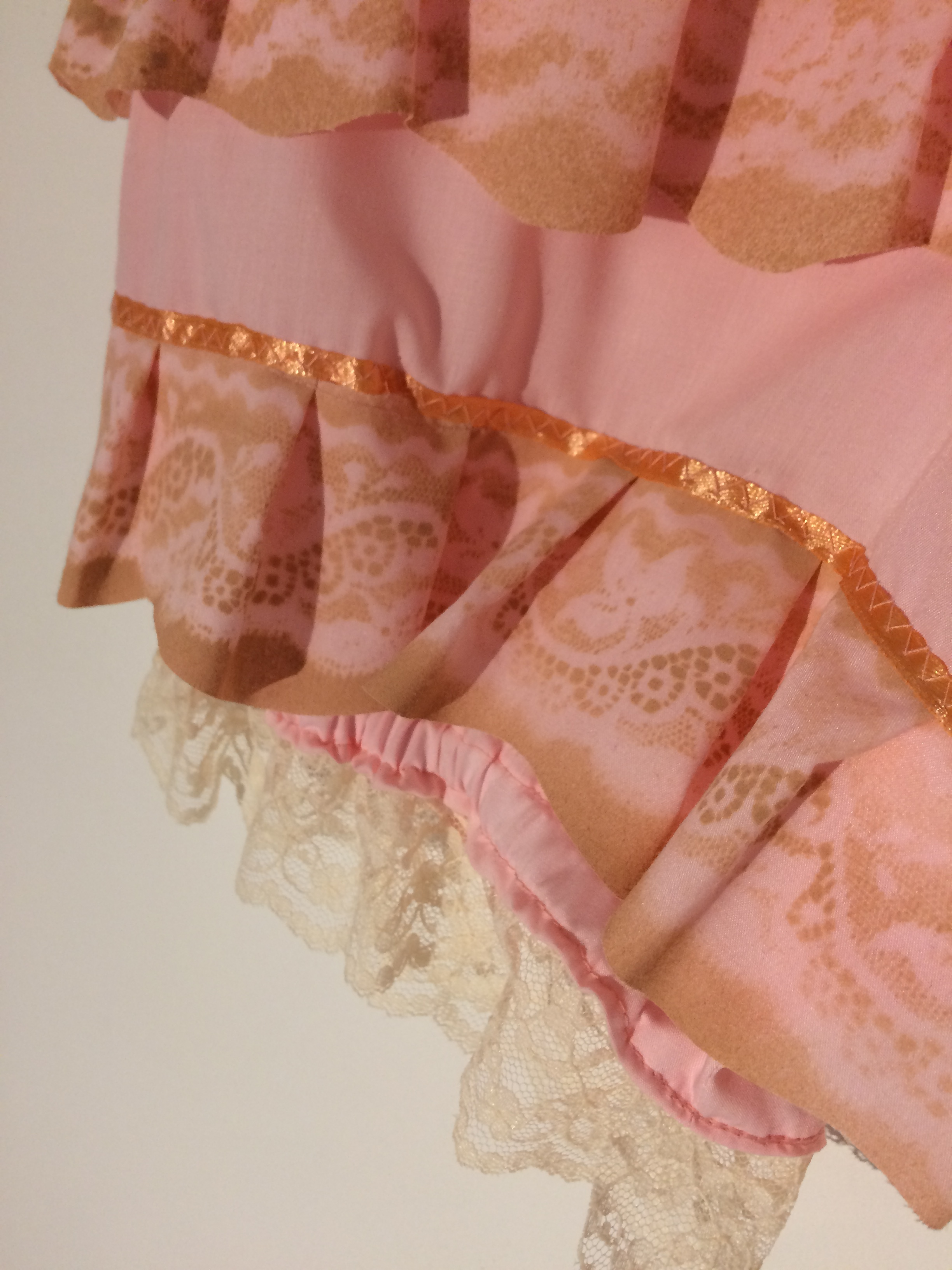 Lacy details on bloomers,  Guys and Dolls