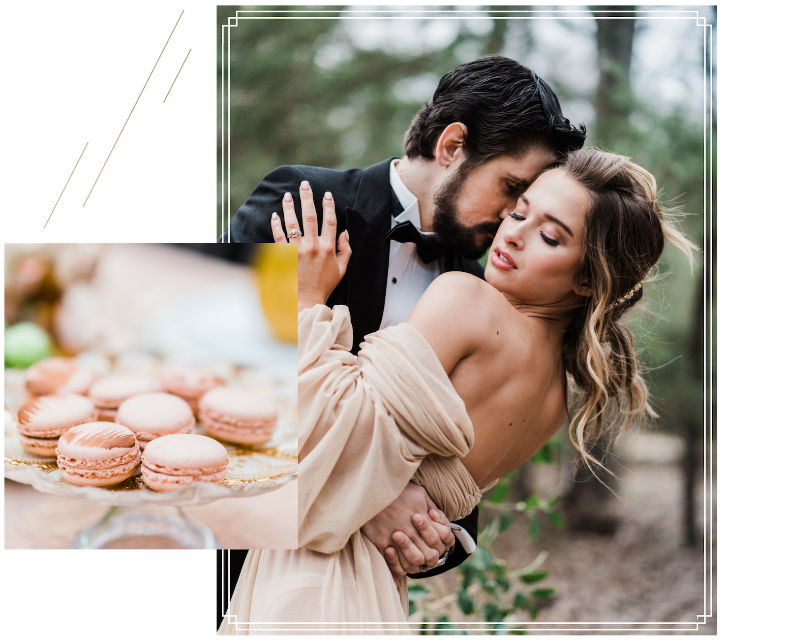PRICING GUIDE - We know that every celebration is unique and are always available to create a custom package exclusive to your event.