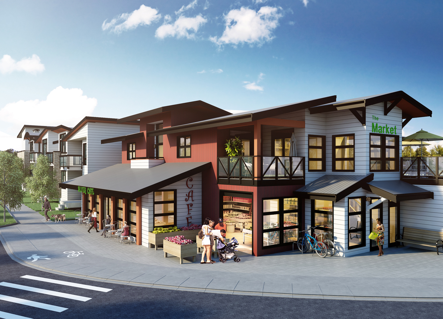 Silver Valley Mixed-Use Development