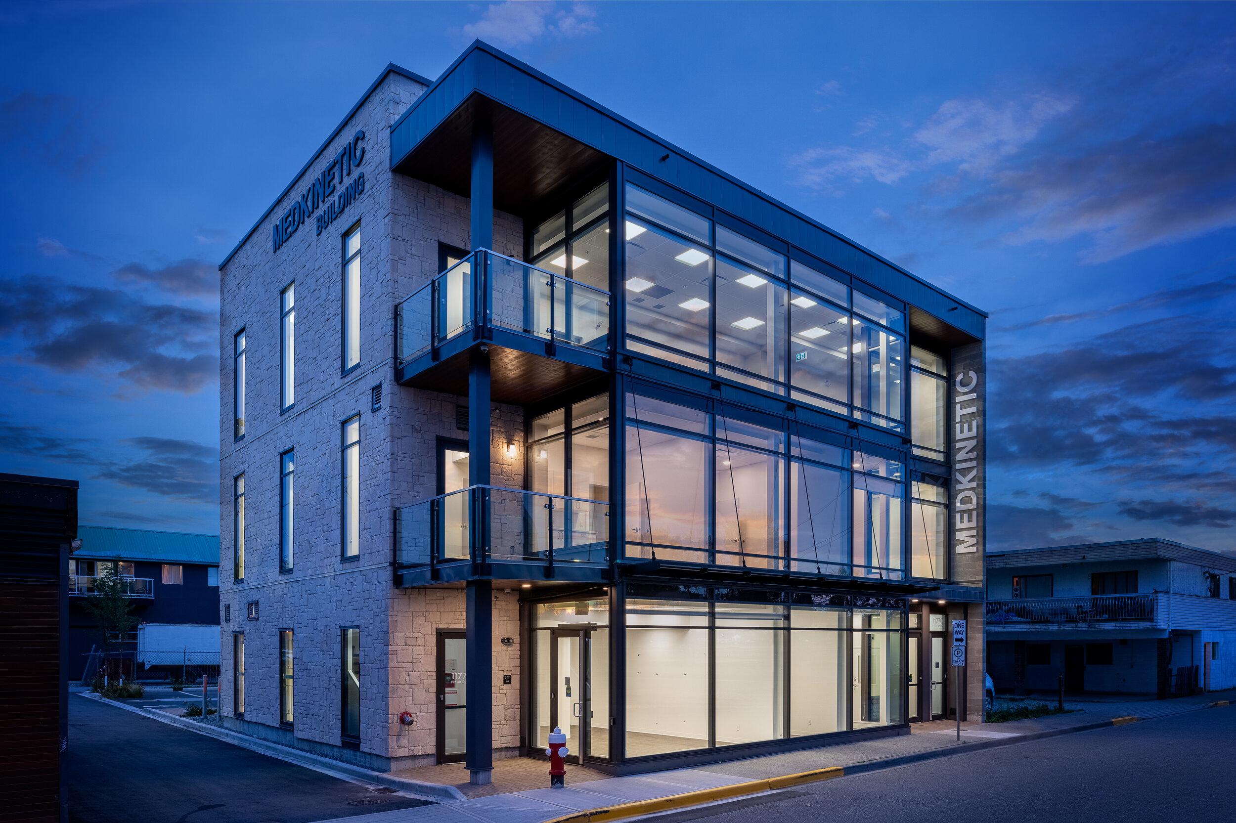 Medkinetic Building