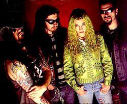 White Zombie, the band.  https://en.wikipedia.org/wiki/White_Zombie_(band)