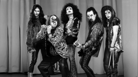 Mother Boy, the band.   A heavy metal band that used to rock pretty hard in the '70s.   http://arresteddevelopment.wikia.com/wiki/Motherboy_(band)