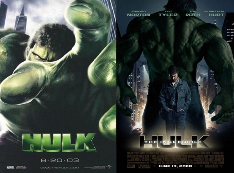 A tale of two Hulks