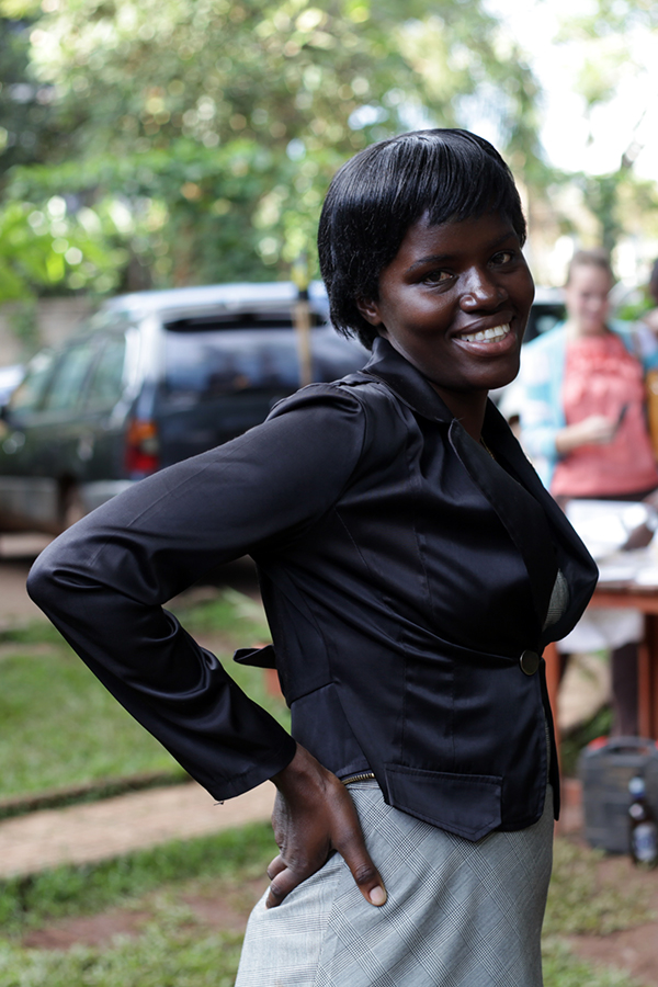 Esther Nakityo, Field Facilitator and Translator