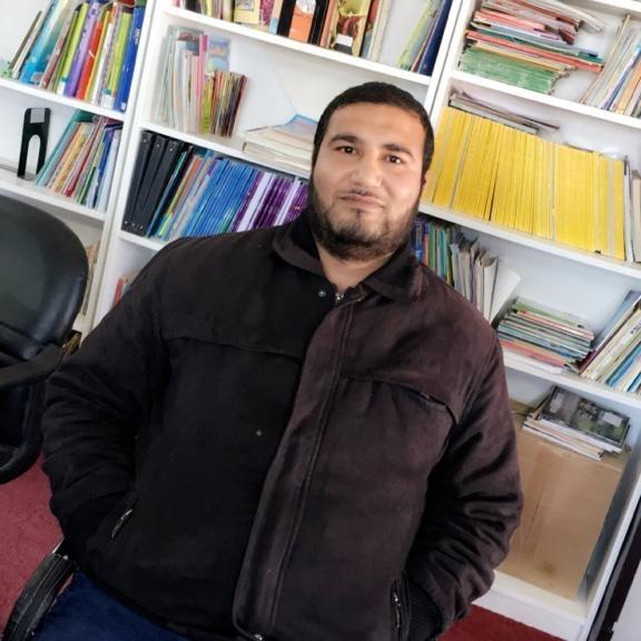 Wa'el, Outreach Coordinator