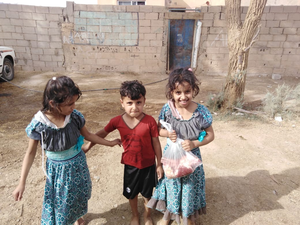 Eid al Fitr - After hosting several iftar dinners and providing food distributions throughout the month of Ramadan, the Azraq Center celebrated Eid al Fitr with our community with a banquet dinner and lots of celebrations.