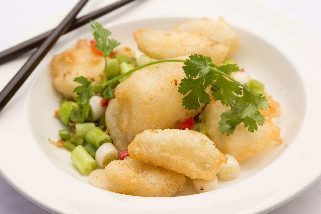 Crispy Salt And Pepper Calamari