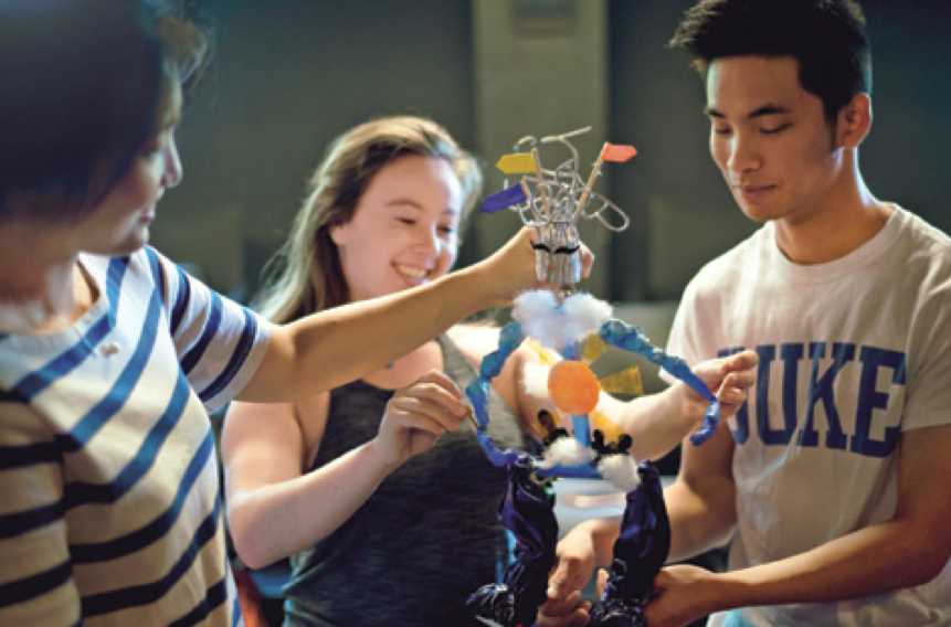 """Attending to the """"Illusion of Life"""":Reimagining Medicine through the Art of Puppetry Practice - by Marina Tsaplina, Jules Odendahl-James and Torry Bend"""