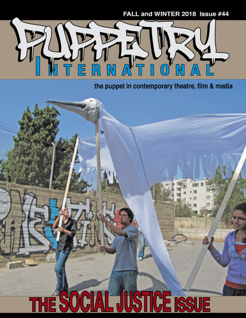 PUPPETRY INTERNATIONAL INDEX — UNIMA-USA