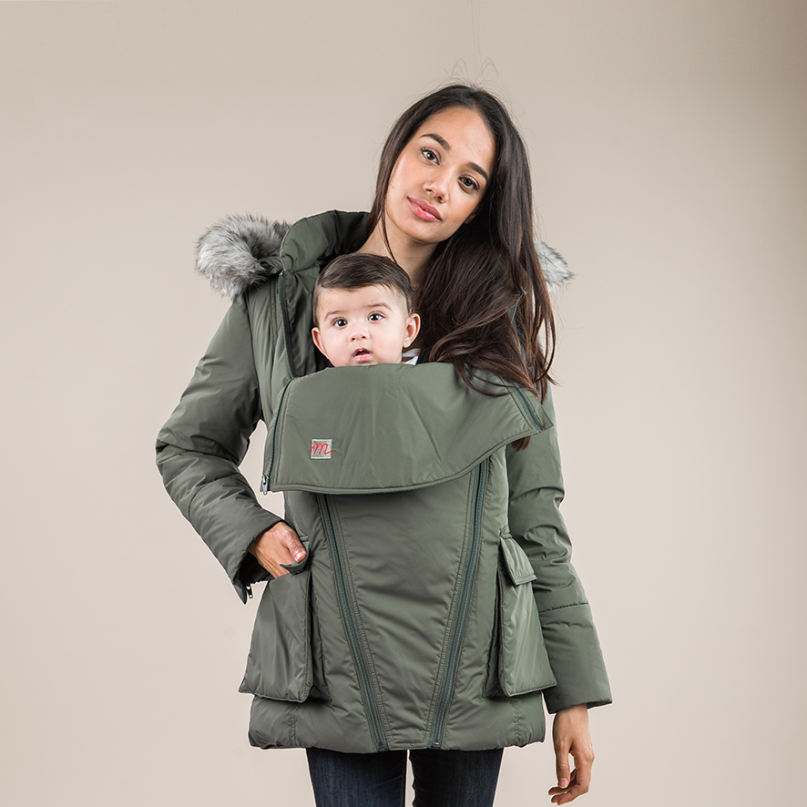 maternity outerwear vest