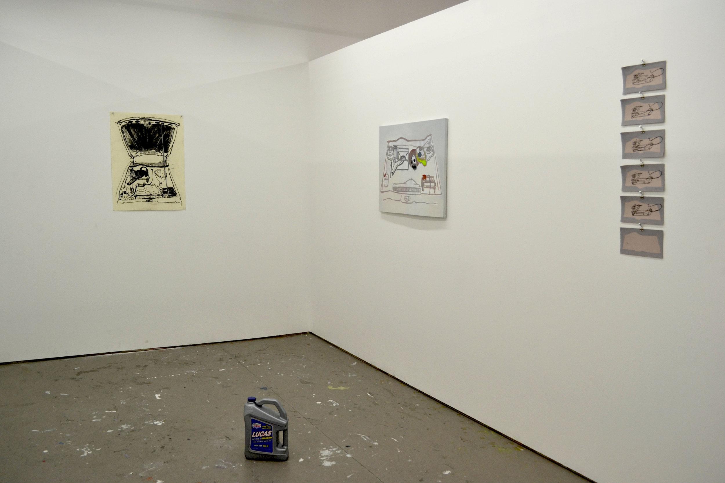 Throttle - an Impromptu Exhibition