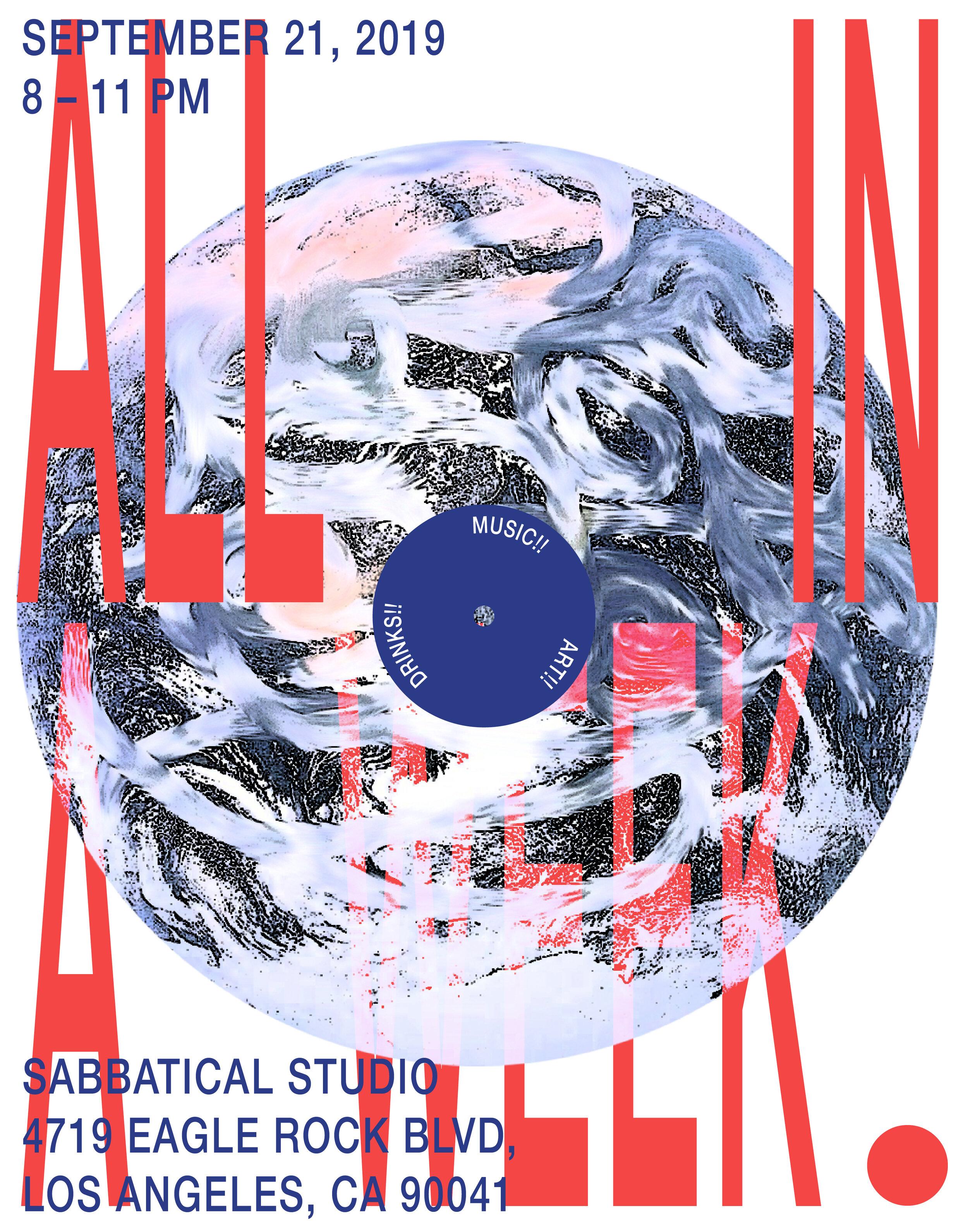 2019, poster design by Tatiana Cardenas