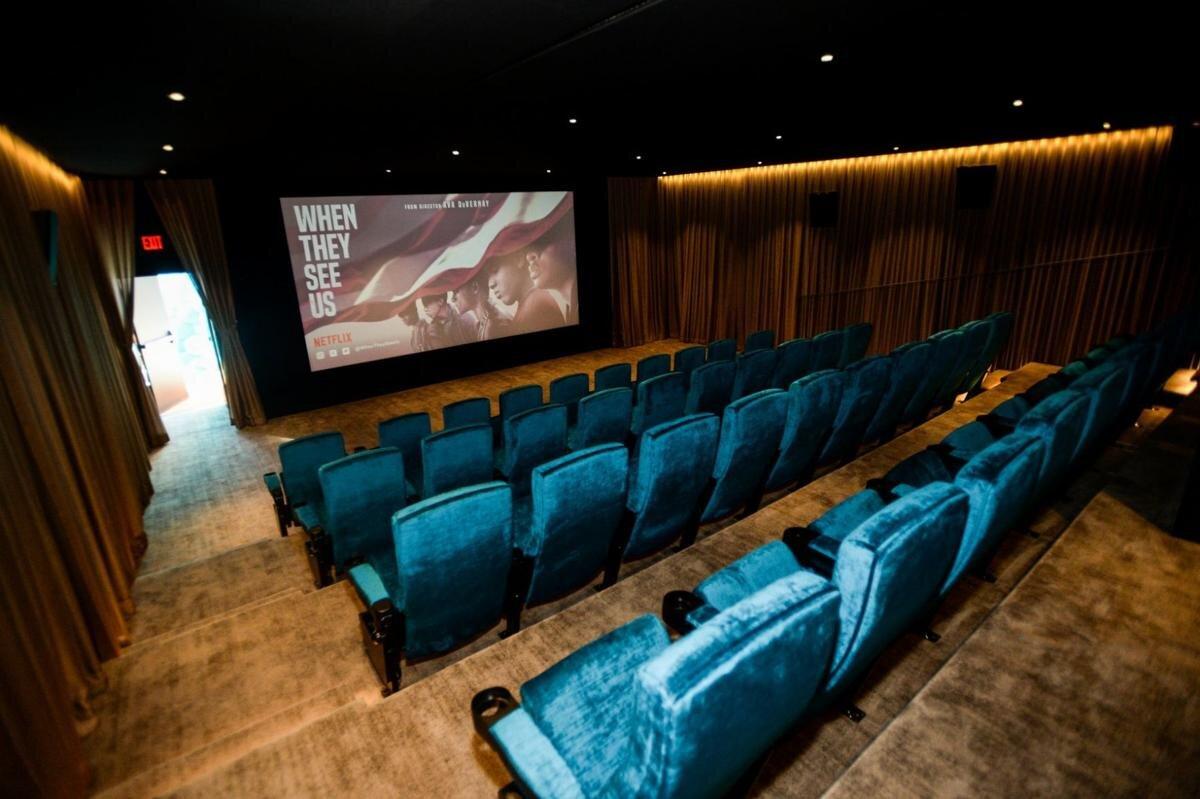 Amanda Cinema