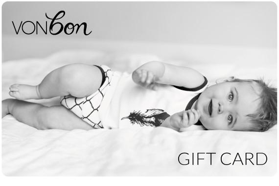 Vonbon Apparel Gift Card