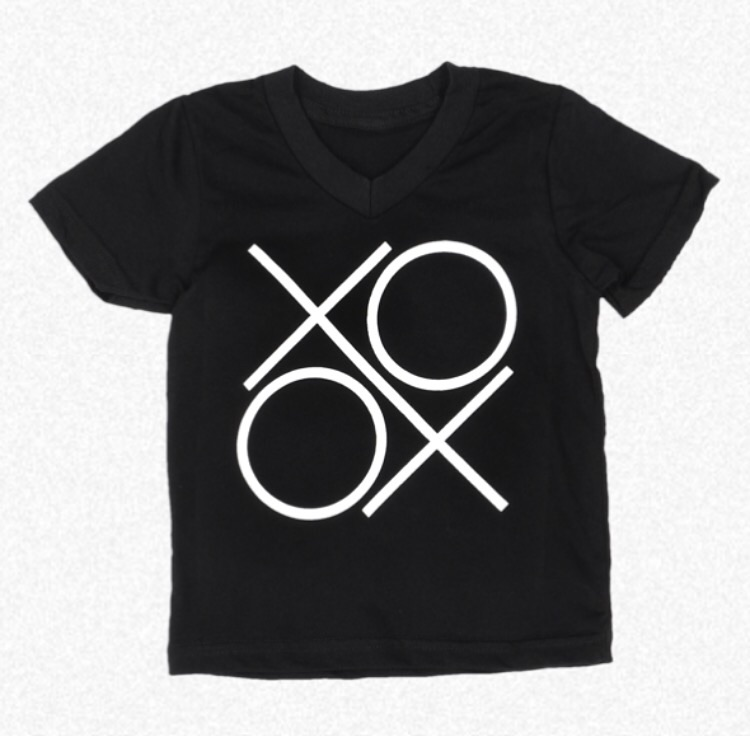 "Whistle and Flute  ""XO"" Tee"