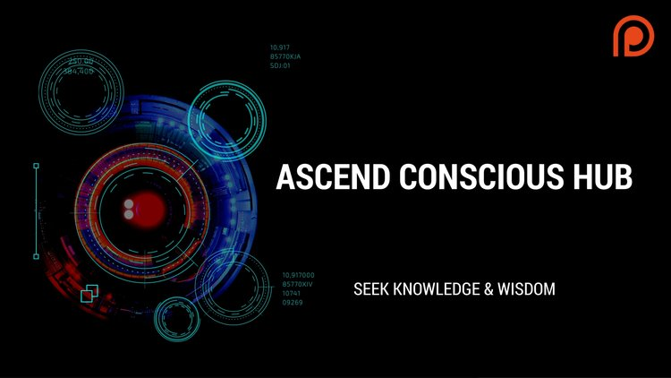 Ascend Conscious Hub! Get Access to Other Awakened Minds Including Dan, Chris and Guests from the Podcast. Discussions about podcast episodes,Live Vids, Live Q&A, Group Discussions, Bonus content.