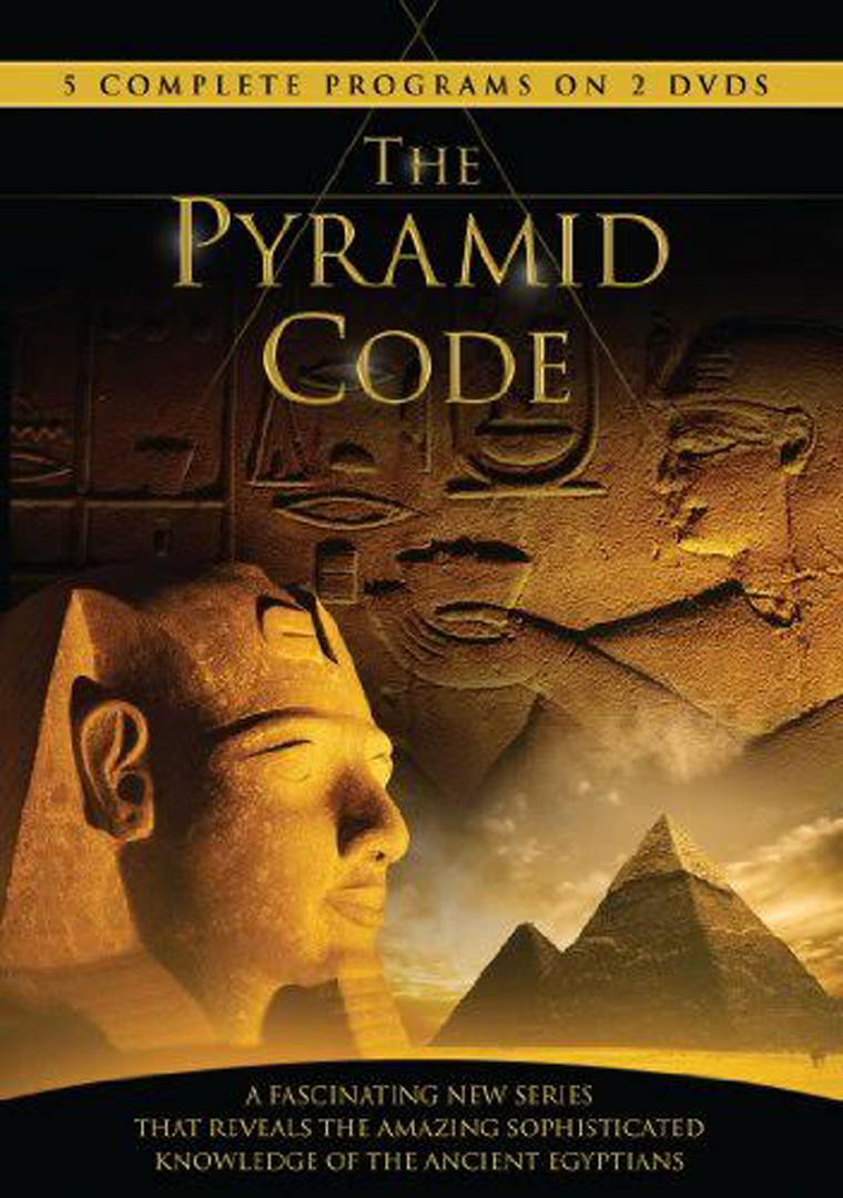 - The Pyramid Code is a documentary series of 5 episodes that explores the pyramid fields and ancient temples in Egypt as well as ancient megalithic sites around the world looking for clues to matriarchal consciousness, ancient knowledge and sophisticated technology in a Golden Age.