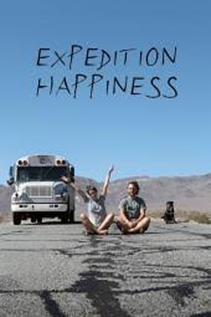 - A filmmaker and his musician girlfriend attempt an epic road trip with their dog, travelling across North America in a refurbished school bus.