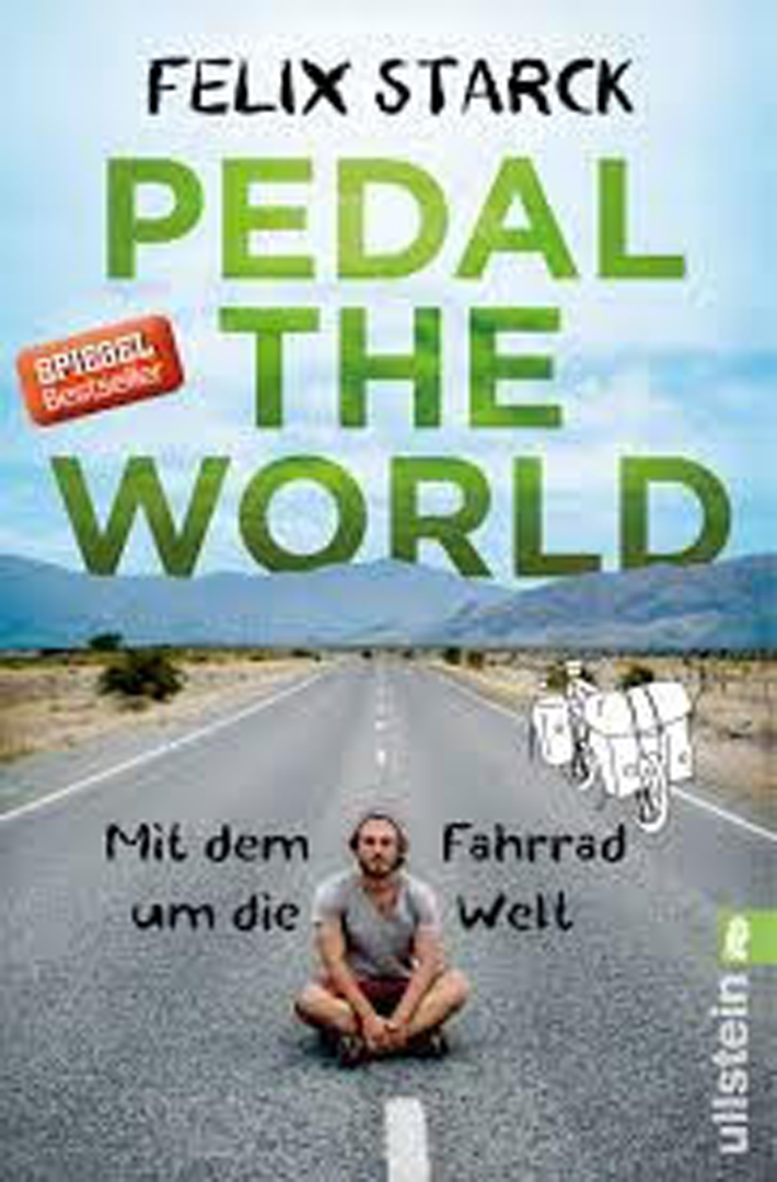 - Over the course of one adventure-filled year, Felix Starck documents his 18,000-kilometre bicycle journey across 22 countries.