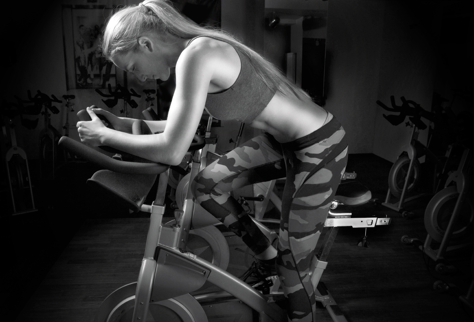 Uptown Charlotte's first boutique indoor cycling studio