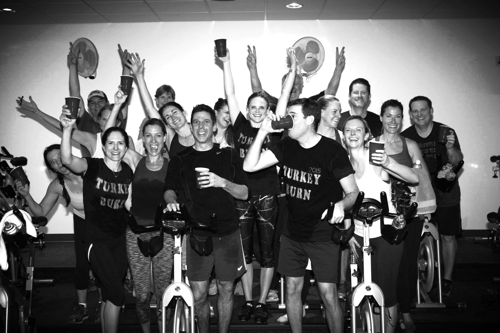 group rides and special events spin classes