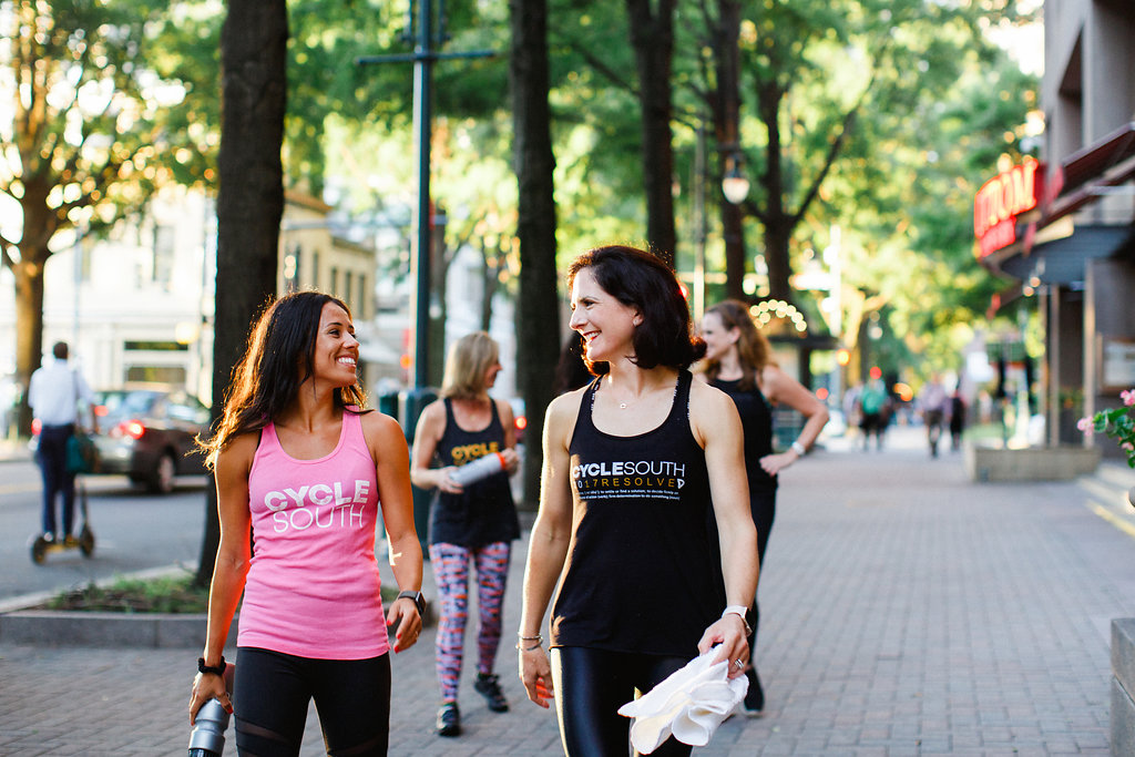 Careers — Boutique Spin Class Charlotte NC - CycleSouth