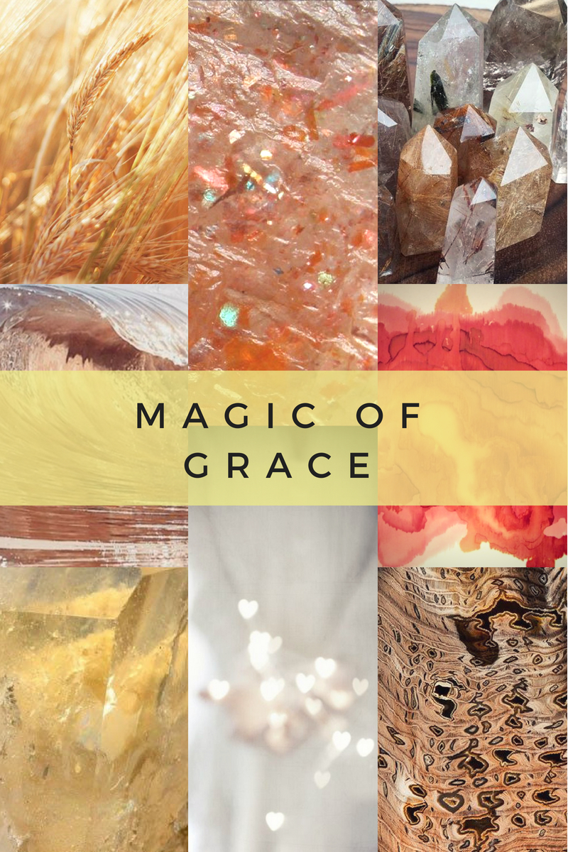 Month 3: - Grace: What is grace and what is its magic and power?Purpose: This month we'll dive into Allowance, and learn about control as it exists on the spectrum. Why is it that we hold on so tightly with familiarity to resentment, anger, and other unprocessed emotions? This is the month to reclaim vulnerability and empower yourself to establish health connections and boundaries with self and others. This will boost your confidence and allow you to feel as radiant as the August sun! We'll be looking at the polarity of this realm and how crystals can help you learn how to balance understand the boundaries of your experience.Discussion: Crystal Keys and Polarities,Divine Masculine and Divine Feminine,