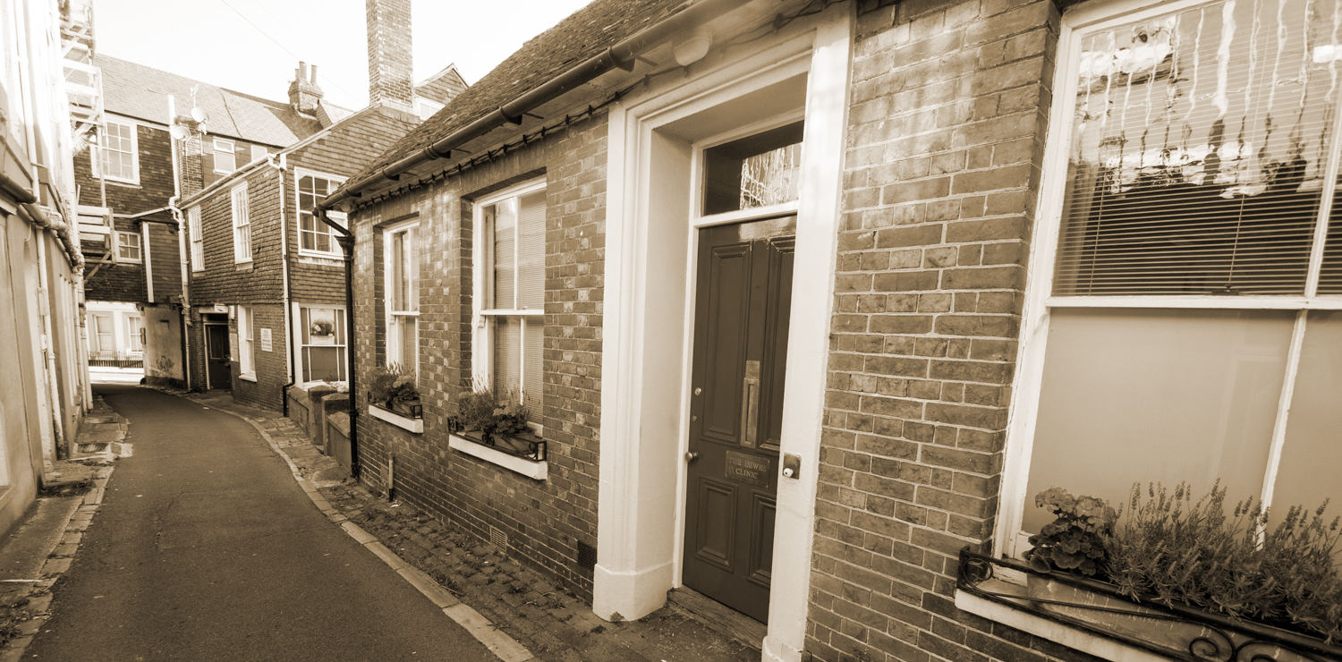 Fitness for Feet Clinic 19b Fullers Passage, Lewes