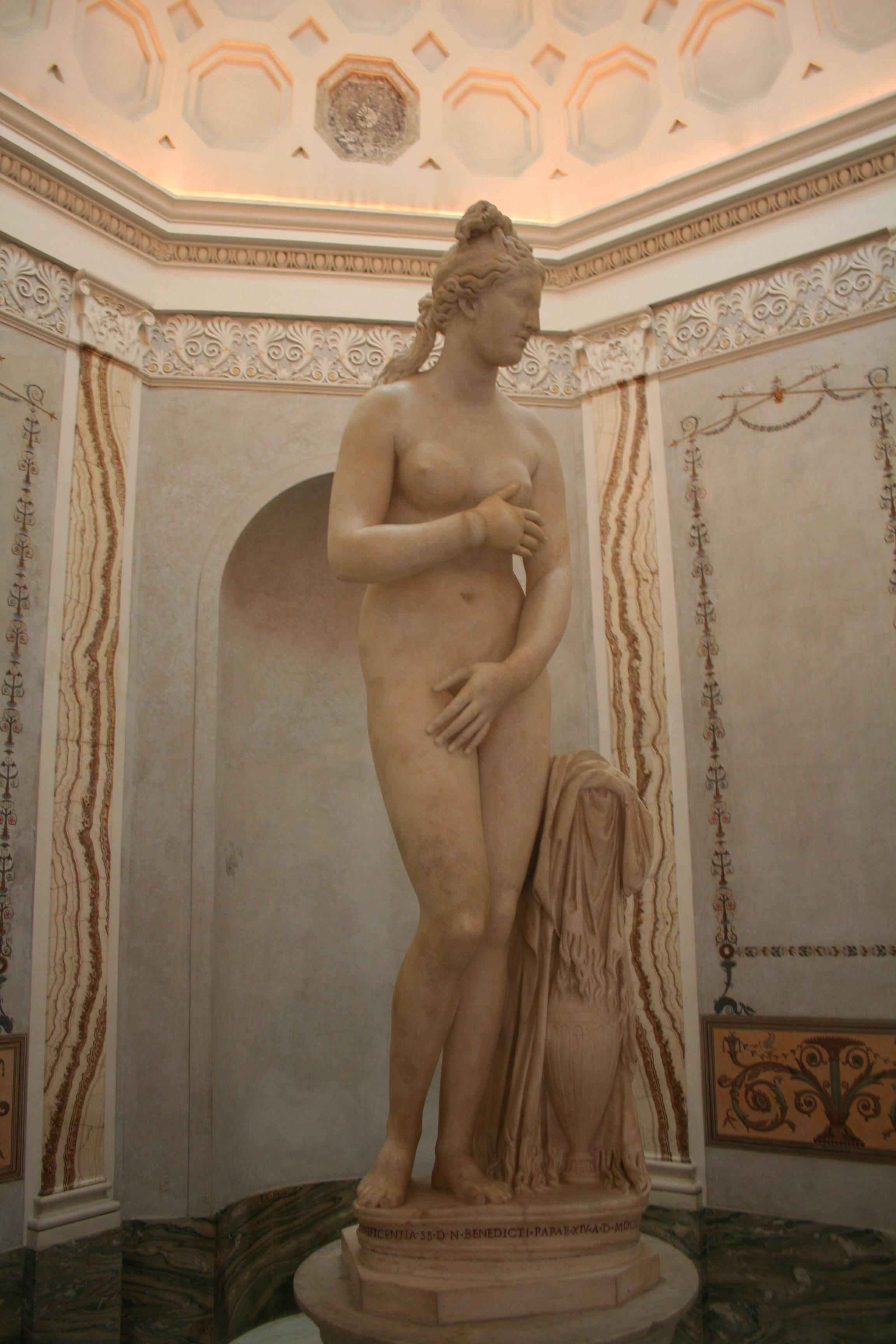 Venus, the mother of Trojan Aeneas