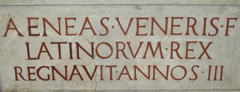 Aeneas +Venus+ Inscription+red.png