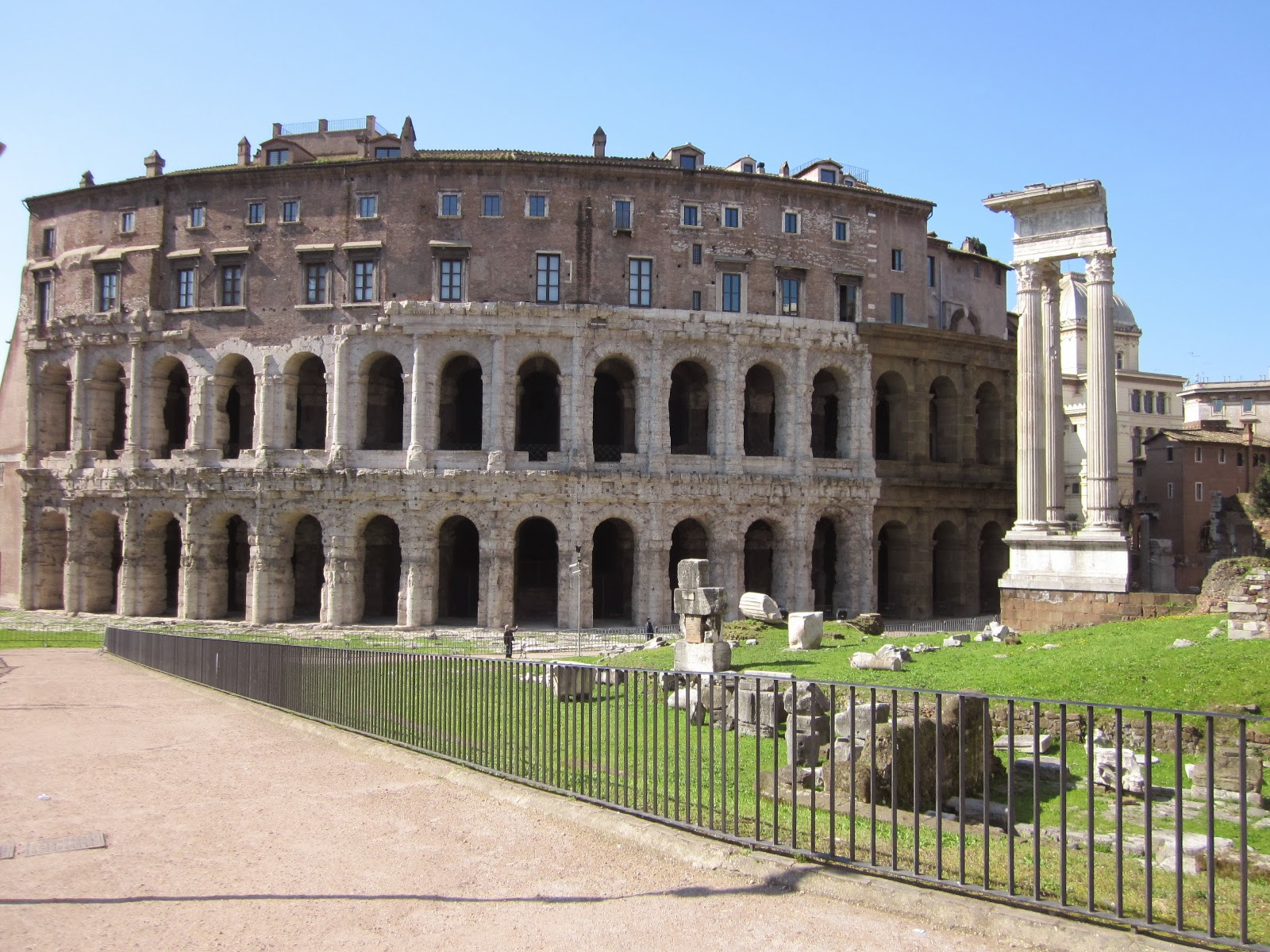 Theater of Marcellus. Rome