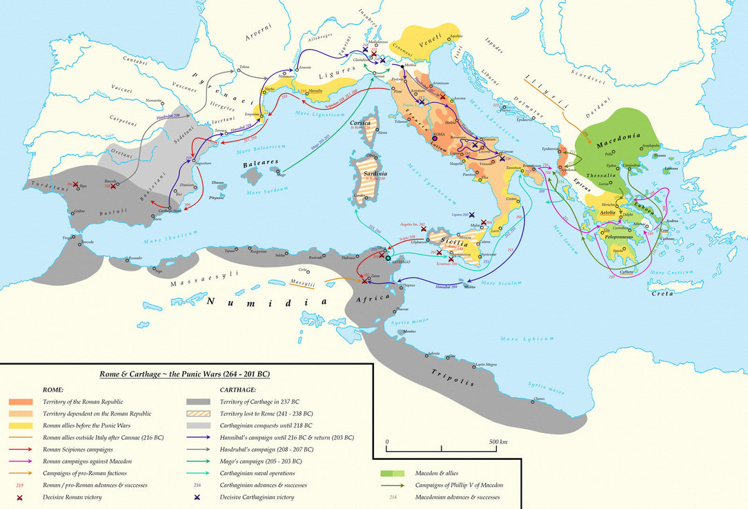 Map punic wars rome_and_carthage___the_punic_wars__264___201_bc__by_undevicesimus-d5f2fuw.jpg