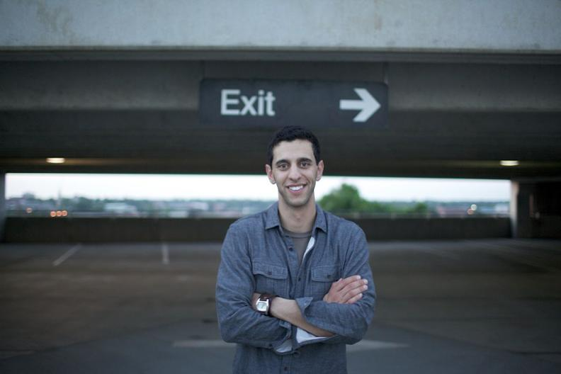 Victor Saad of The Experience Institute