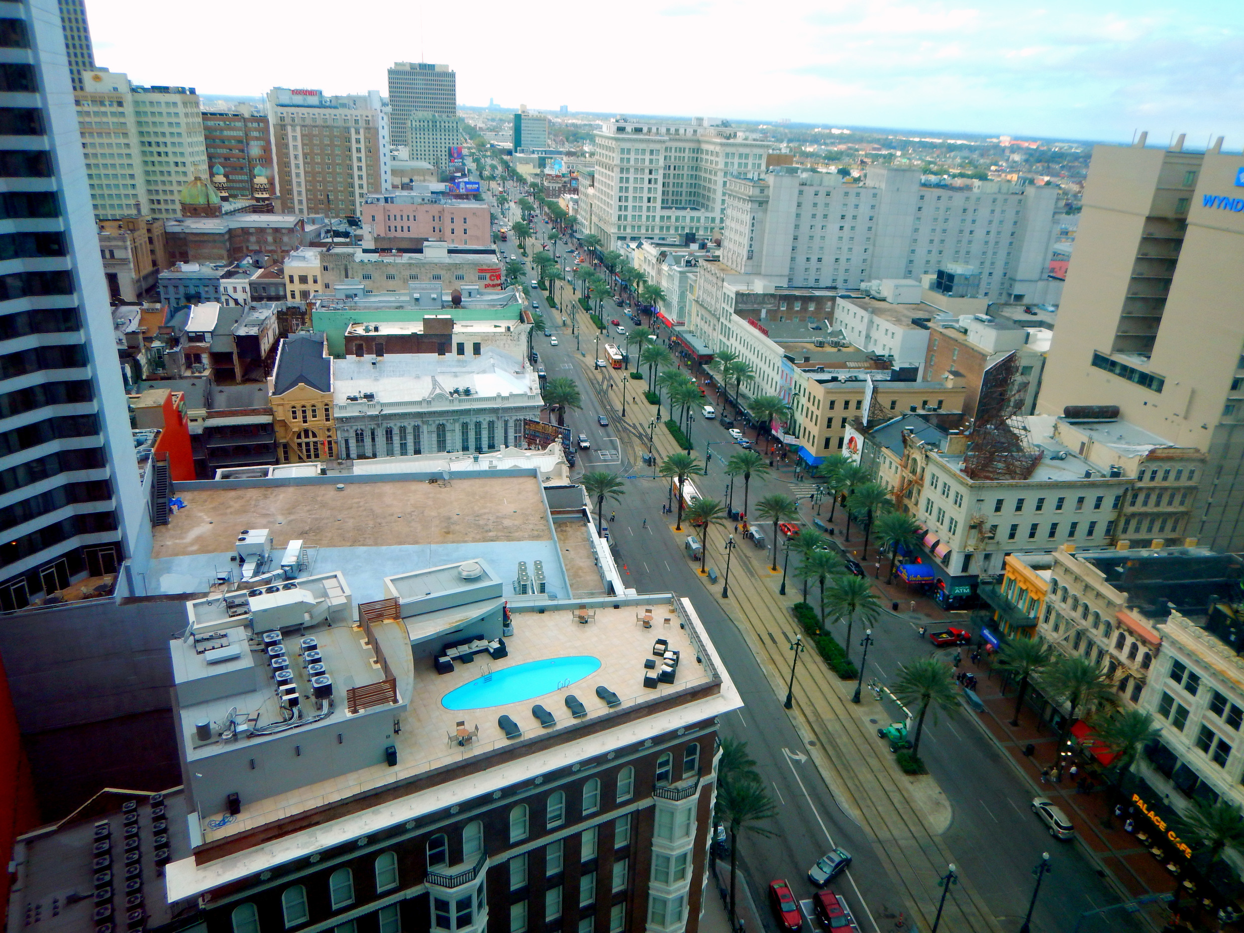 Photo Credit: Will Edmond // View from the Westin Hotel