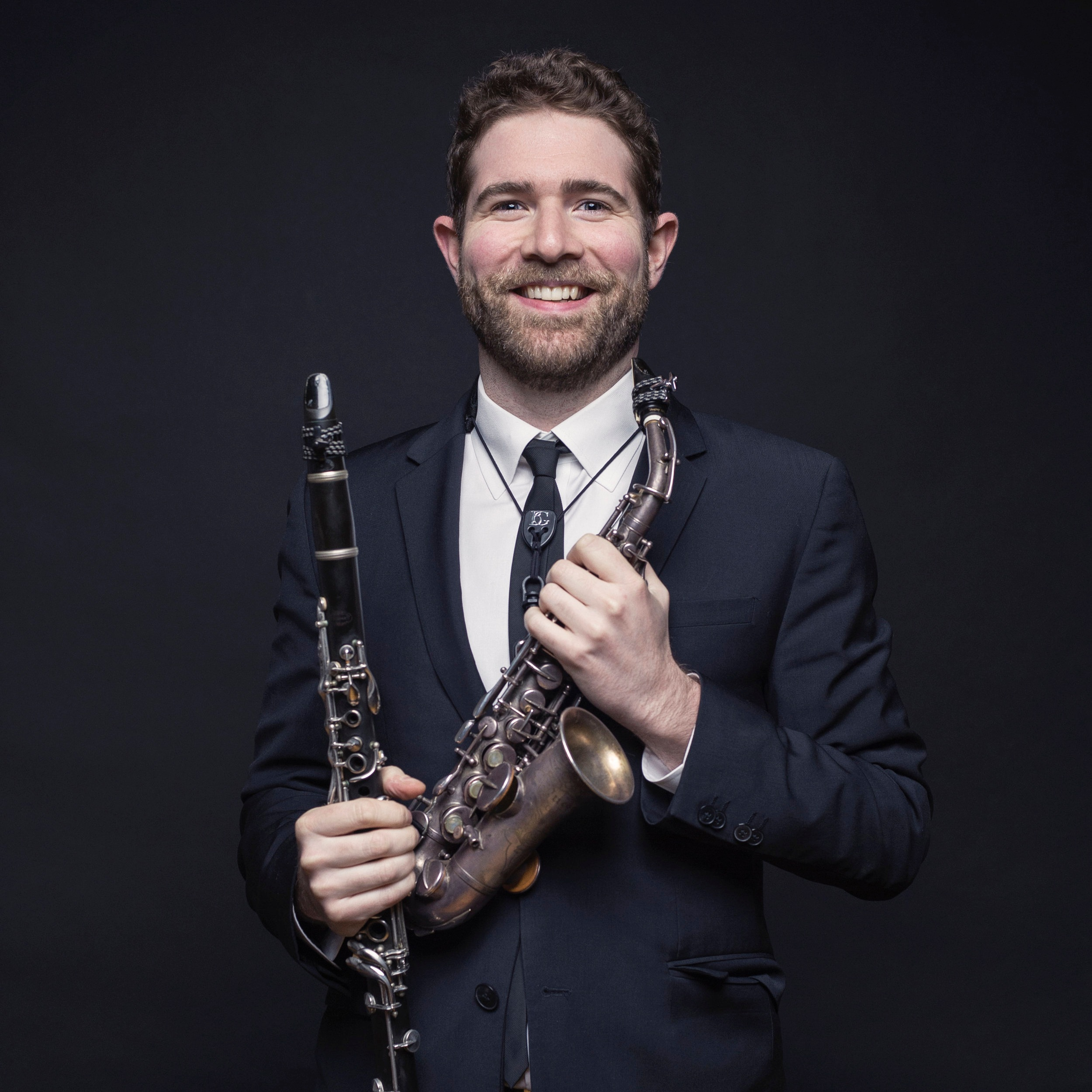 Mark Phillips   Clarinet, Soprano Saxophone