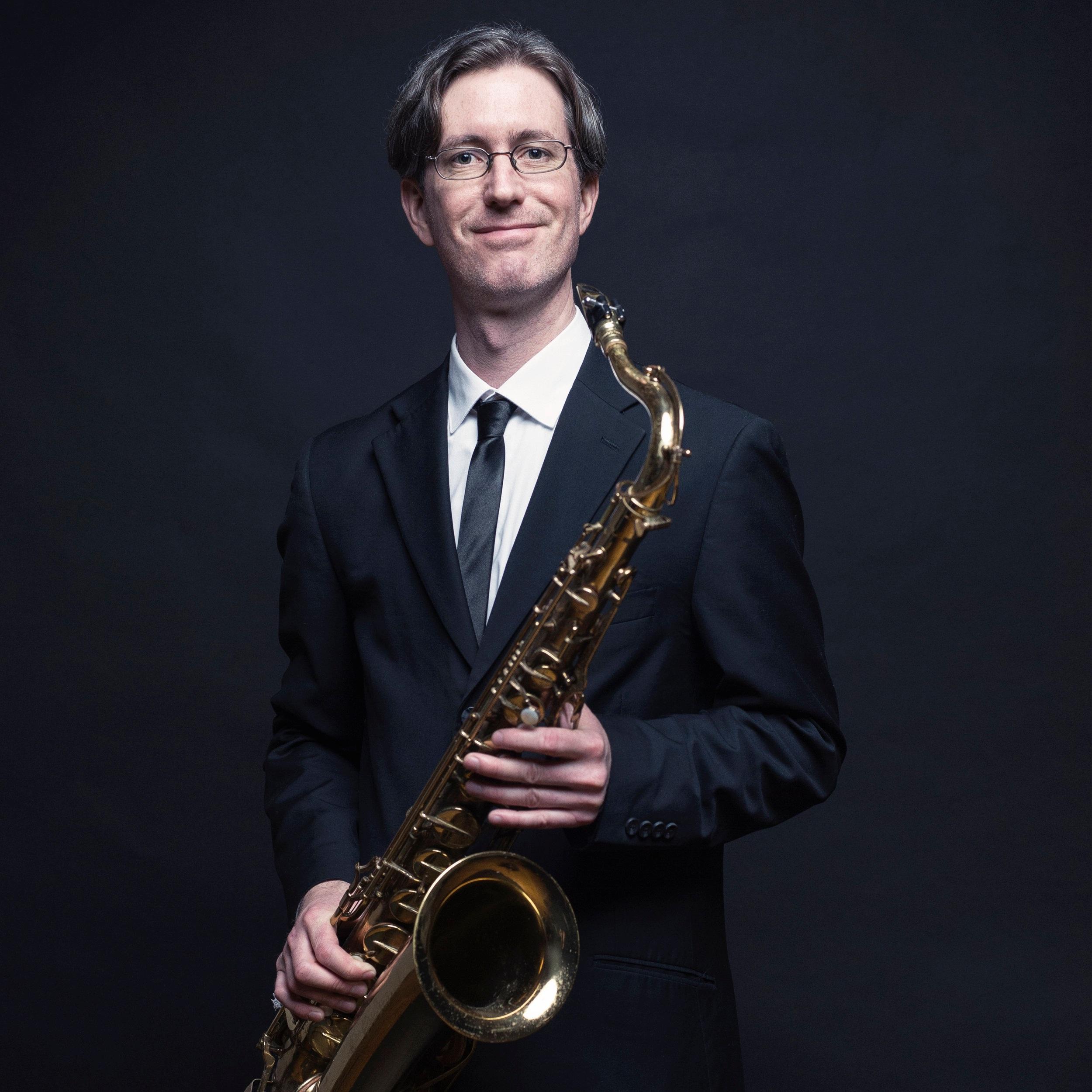 Drew Pitcher   Flute, Tenor Saxophone