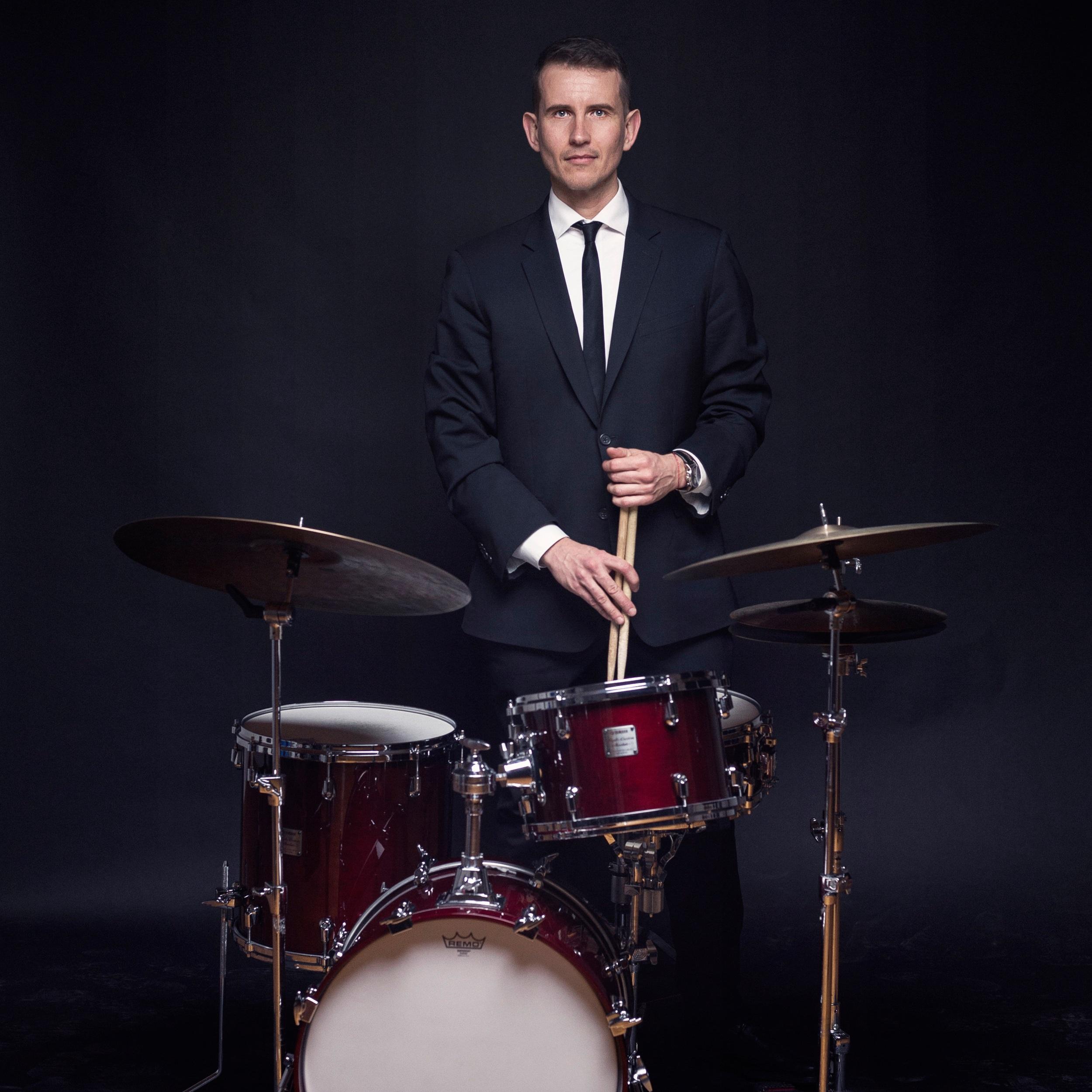 Rossen Nedelchev   Drums