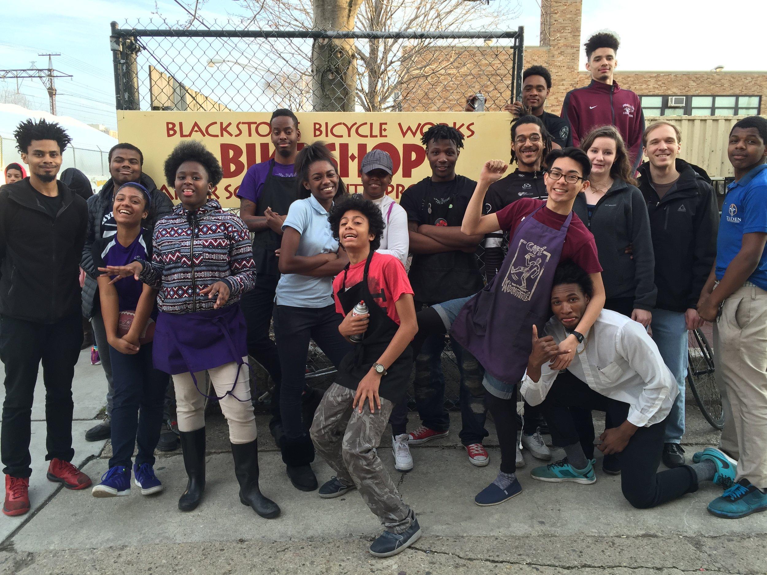 Blackstone Bikes Youth