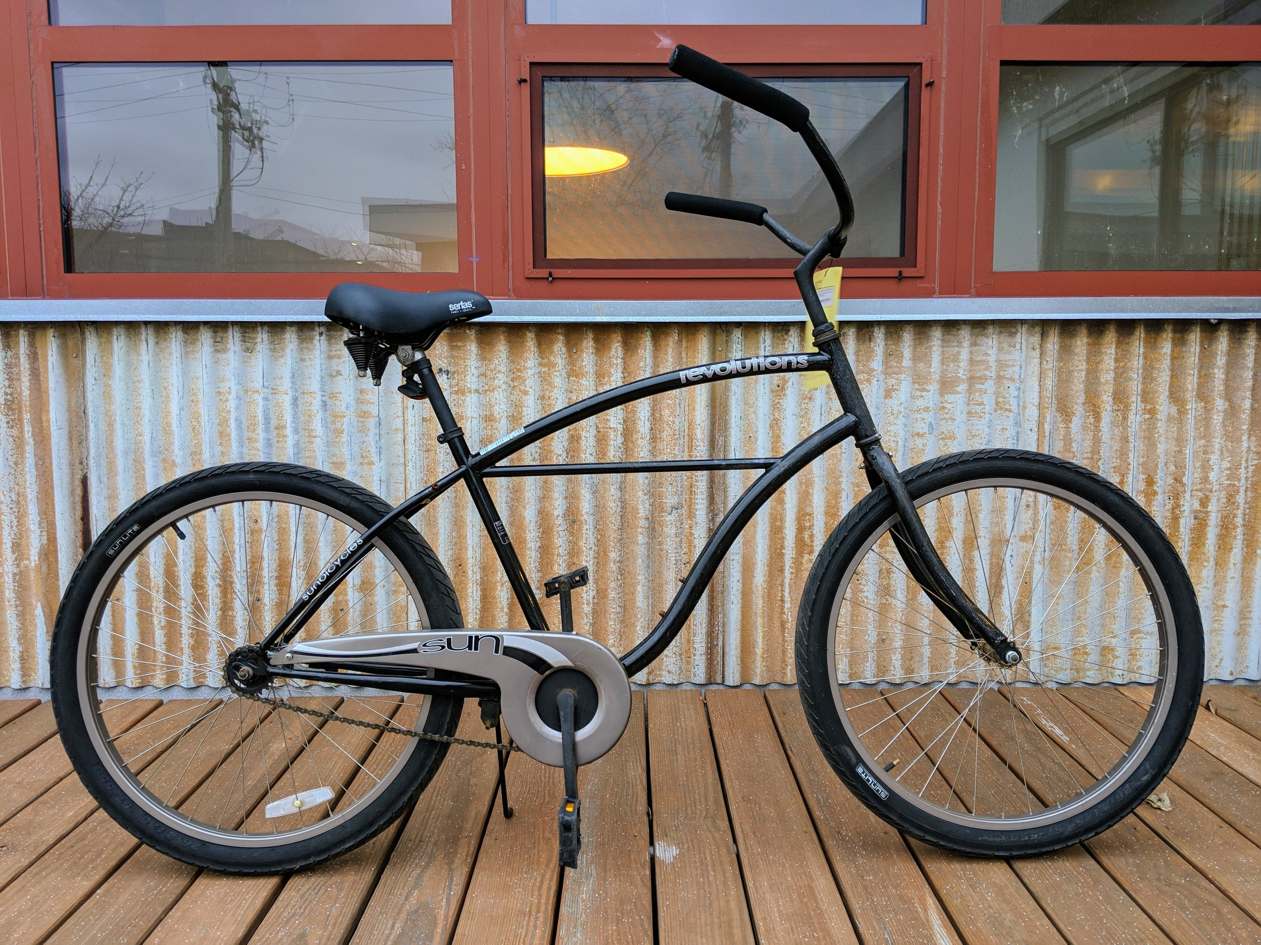 48cm Sunbicycles Revolutions $150