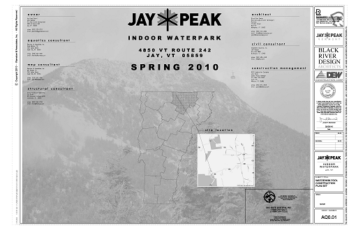Map of Jay Vermont