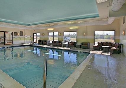 Pool in Comfort Suites in Bossier City, LA