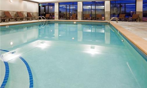 Pool in the Homewood Suites in St. Louis Park, MN